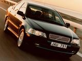 Photos of Volvo S40 1999–2002