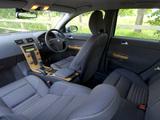 Photos of Volvo S40 UK-spec 2007–09