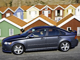 Photos of Volvo S40 R-Design 2008–09