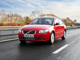 Photos of Volvo S40 DRIVe UK-spec 2009