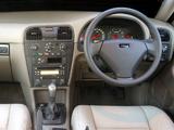 Pictures of Volvo S40 T4 ZA-spec 2002–04