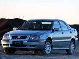 Pictures of Volvo S40 ZA-spec 2002–04