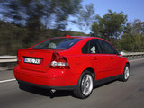 Pictures of Volvo S40 T5 AWD AU-spec 2004–07
