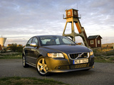 Pictures of Volvo S40 R-Design 2008–09