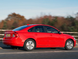 Pictures of Volvo S40 DRIVe UK-spec 2009
