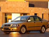 Volvo S40 T4 ZA-spec 2002–04 images