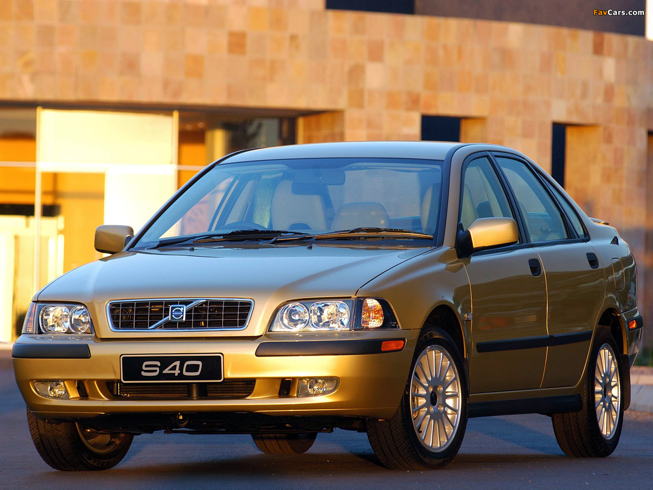 Volvo s40 t4 za spec 2002 04 pictures