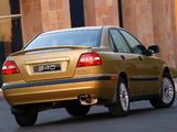 Volvo S40 T4 ZA-spec 2002–04 pictures
