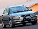 Volvo S40 ZA-spec 2002–04 pictures