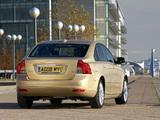Volvo S40 UK-spec 2007–09 photos