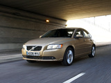 Volvo S40 UK-spec 2007–09 pictures