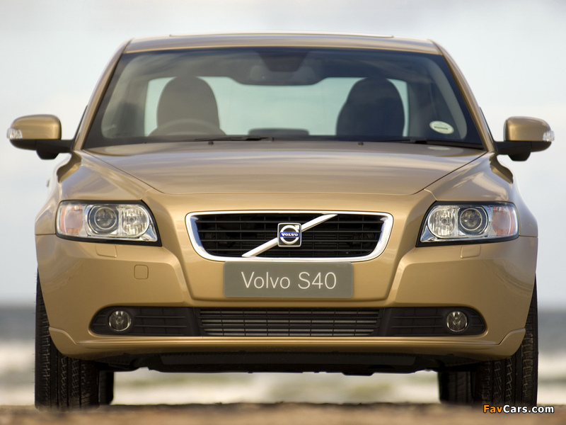 car wallpapers volvo s40 - photo #36