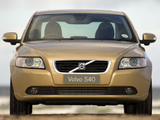 Volvo S40 T5 ZA-spec 2007–09 wallpapers