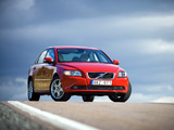 Volvo S40 T5 2007–09 wallpapers