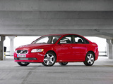 Volvo S40 R-Design UK-spec 2008–09 images