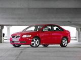 Volvo S40 R-Design UK-spec 2008–09 images