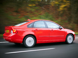 Volvo S40 DRIVe UK-spec 2009 images