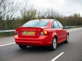 Volvo S40 DRIVe UK-spec 2009 photos