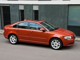 Volvo S40 D4 2010–12 wallpapers