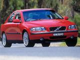 Images of Volvo S60 T5 AU-spec 2001–04