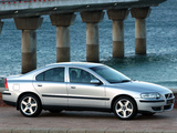 Images of Volvo S60 R ZA-spec 2004–07