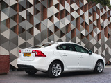 Images of Volvo S60 D3 UK-spec 2010–13