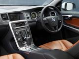 Images of Volvo S60 D5 AWD AU-spec 2010