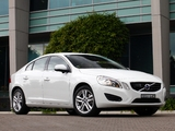 Images of Volvo S60 D5 AWD AU-spec 2010