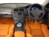 Photos of Volvo S60 R ZA-spec 2004–07