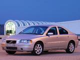 Photos of Volvo S60 ZA-spec 2004–07