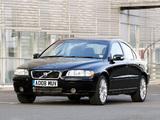 Photos of Volvo S60 UK-spec 2007–09