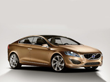 Photos of Volvo S60 Concept 2008