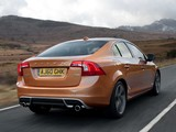 Photos of Volvo S60 D5 R-Design UK-spec 2010–13