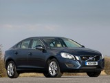 Photos of Volvo S60 DRIVe UK-spec 2011–13