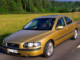 Pictures of Volvo S60 2000–04