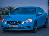 Pictures of Volvo S60 T6 R-Design 2010–13