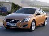 Pictures of Volvo S60 T6 2010–13