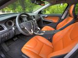 Pictures of Volvo S60 T5 US-spec 2010–13