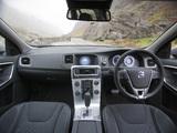 Pictures of Volvo S60 D5 R-Design UK-spec 2010–13