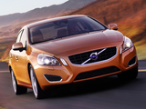 Pictures of Volvo S60 2010–13