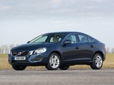Pictures of Volvo S60 DRIVe UK-spec 2011–13