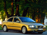 Volvo S60 2000–04 wallpapers