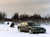 Volvo S60 AWD 2002–04 wallpapers