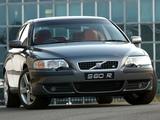 Volvo S60 R ZA-spec 2004–07 pictures
