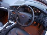 Volvo S60 ZA-spec 2004–07 wallpapers