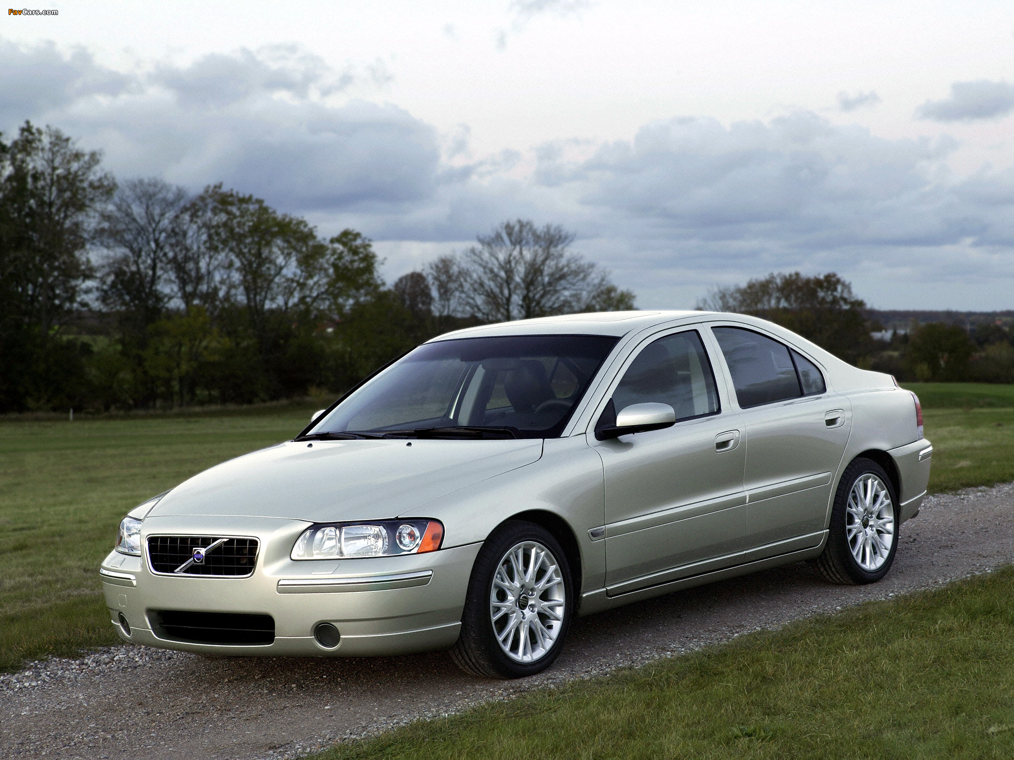 Volvo S60 T5 >> Volvo S60 T5 2005–07 pictures (2048x1536)