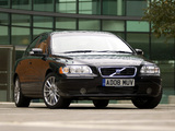 Volvo S60 UK-spec 2007–09 images