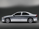 Volvo S60 T5 2007–08 pictures