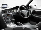 Volvo S60 UK-spec 2007–09 pictures