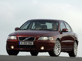 Volvo S60 T5 2007–08 wallpapers